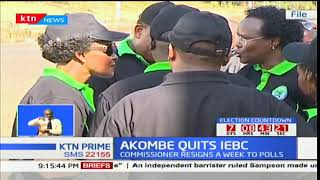Memos sent by Roselyn Akombe to the IEBC chair Wafula Chebukati