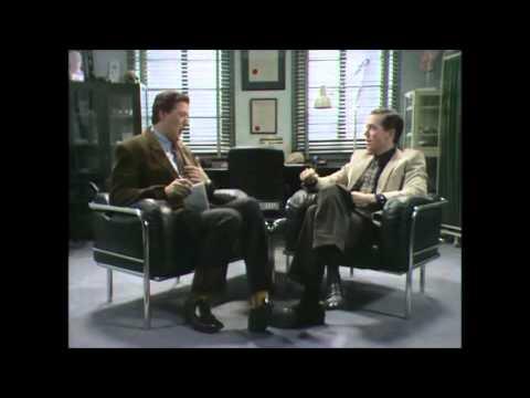 Classic British comedy: Psychiatrist vs. Psychiatrist