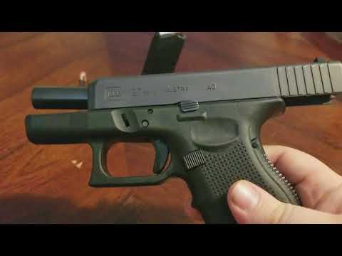 Gen 4 Glock 27 First Thoughts (HD) - смотреть онлайн на Hah Life