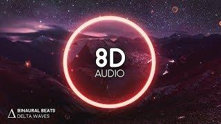 🎧 Sleep Music for Lucid Dreaming [8D AUDIO] Sleep Hypnosis Music | ASMR Rain