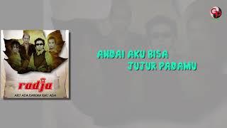Gambar cover Radja - Tak Mampu Tersenyum (Official Lyric)