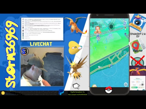 free activation key for ispoofer pokemon go