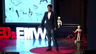 How To Be A Purple Cow | Pratik Doshi | TEDxEMWS