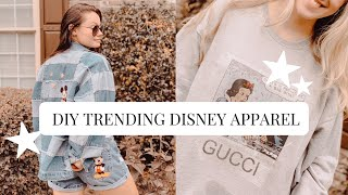 DIY// Recreating Trendy Disney Clothes On A Budget