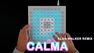 Pedro Capó & Farruko   Calma (Alan Walker Remix) Launchpad Cover