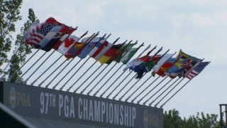 Highlights | Dustin Johnson takes the early lead at the PGA Championship