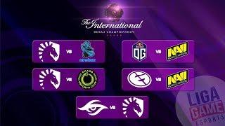 Team Liquid vs Team Secret  - The International 2019   Group Stage Day 1