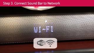 LG Sound Bar 4 1 Channel SH7
