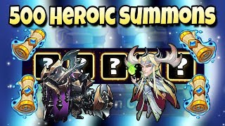 ALL-IN! Wildest 2,000 Heroic Summons Did I get Any Penny or Amen-Ra