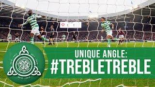 🎥 UNIQUE ANGLE: Hearts 1-2 Celtic | CELTIC WIN THE TREBLE TREBLE!