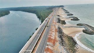 Alleppey to Coimbatore by Road | All India Motorcycle Ride