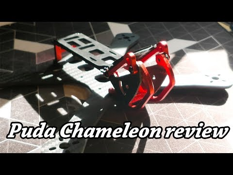 PUDA CHAMELEON REVIEW!
