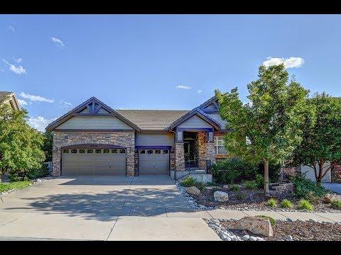 Home for Sale in Aurora: 21038 E. Eastman Drive
