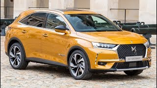 2019 DS 7 Crossback - Power, Comfort And Charismatic Design