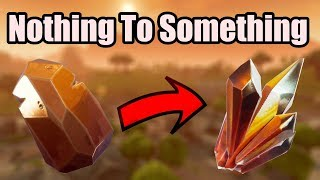 TRADING FROM NOTHING TO SOMETHING!!! (Copper To Sunbeam) Fortnite Save The World