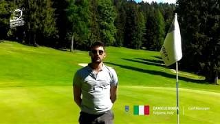 Daniele Binda - Golf Manager