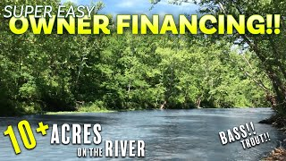 $500 down w/ trout fishing on the Niangua River - 10 Acres - RN02