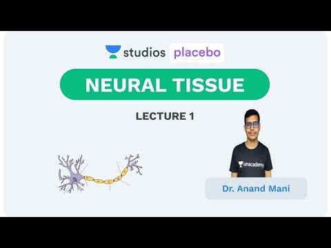 L1: Neural Tissue | Neural Control and Coordination (Pre-Medical-NEET/AIIMS) | Dr. Anand Mani