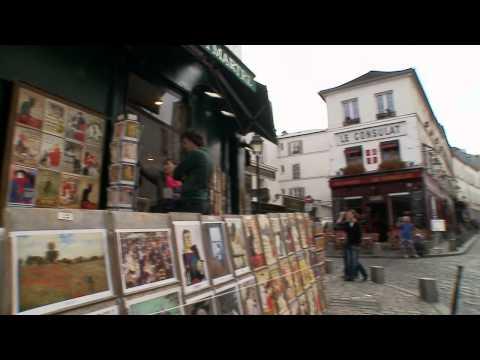 Parijs met Thalys