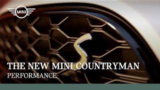 YouTube Video _fESBQmnXhg for Product MINI Countryman Cooper/One S/SE/D/SD Subcompact Crossover (2nd Gen, F60, 2020 Facelift) by Company MINI in Industry Cars