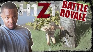 H1Z1 Hardcore Battle Royale Gameplay - PUT YOUR HANDS DOWN! | H1Z1 Hardcore Mode