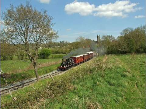 Kent & East Sussex Railway's 2013 Spring Steam Up 6th May