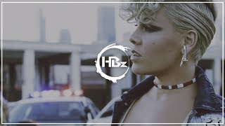 P!nk   What About Us (HBz Remix)