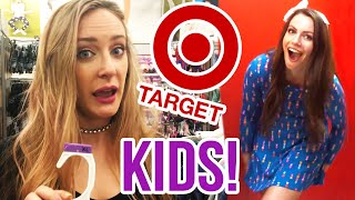 Style Challenge: Kids Clothes At TARGET!