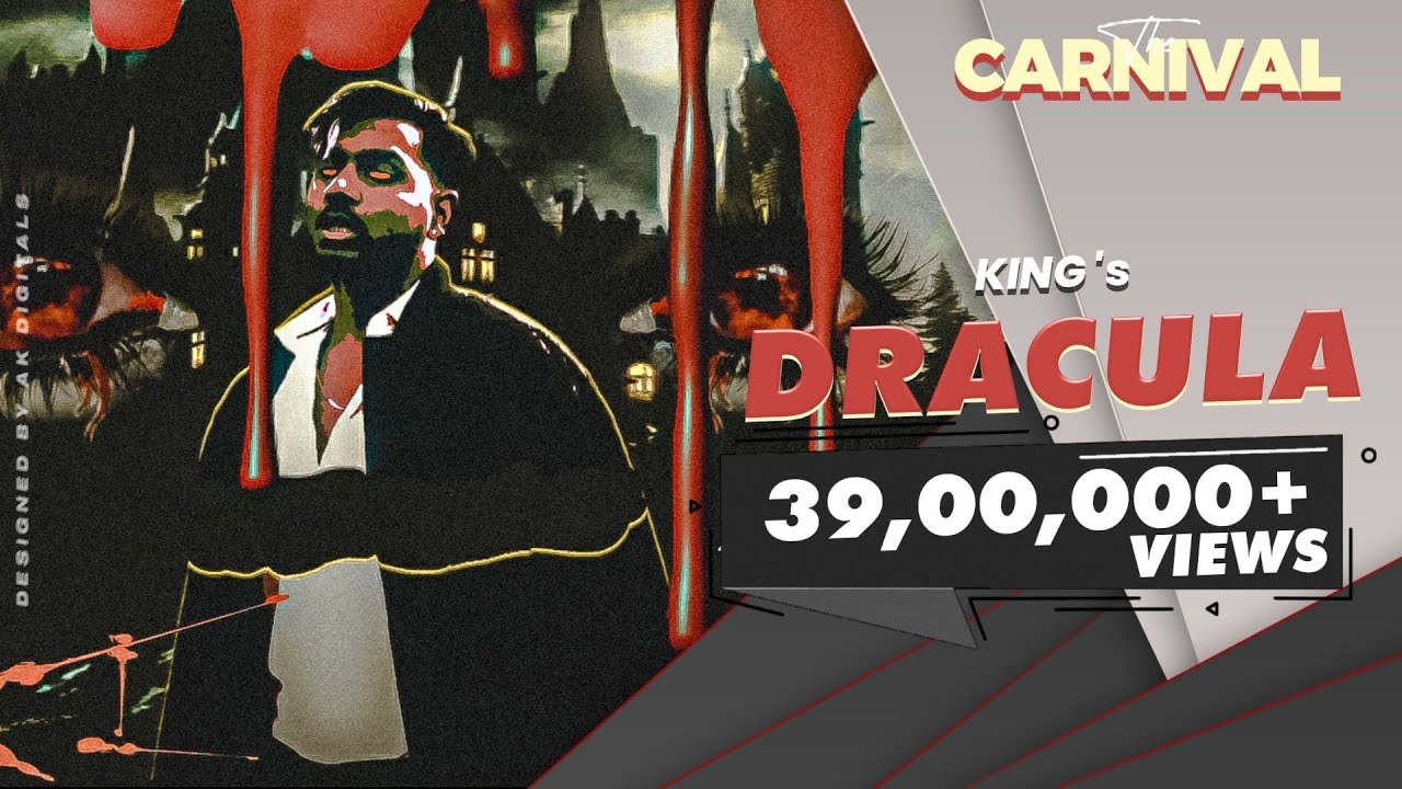 Dracula Lyrics - The Carnival - King 🤴🏽