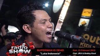 """Radio Show TvOne: Superman Is Dead [SID] - """"Luka Indonesia"""""""