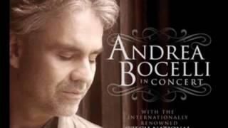 O Sole Mio | Andrea Bocelli