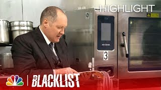 Red Tells Liz She Will Be His Heir - The Blacklist