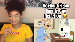 26 Herbert Quotes From Family Guy | Reaction
