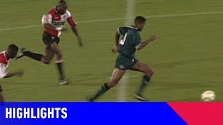 Highlights • Feyenoord   Ajax (22 10 1995)