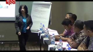 TYPSS_Trainer Lucy Kusman_Materi : Ease Your Nervousness