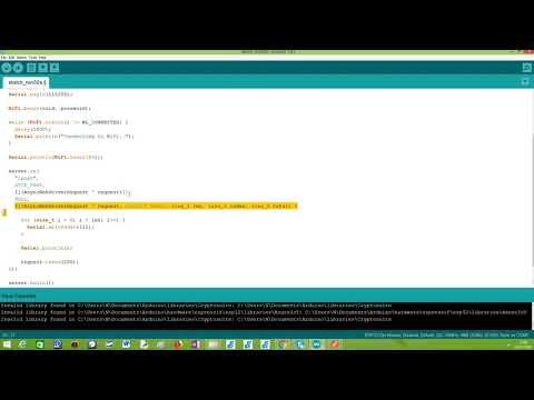 ESP32 web server: Controlling HTTP methods allowed - Techtutorialsx