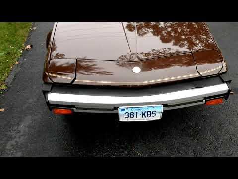 Video of '80 X1/9 - QELF