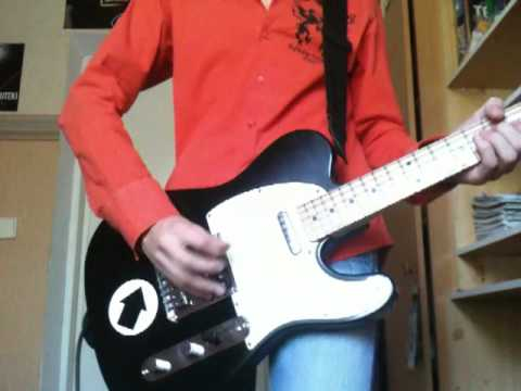 Placebo - You Don't Care About Us (Guitar cover by Johny).MOV