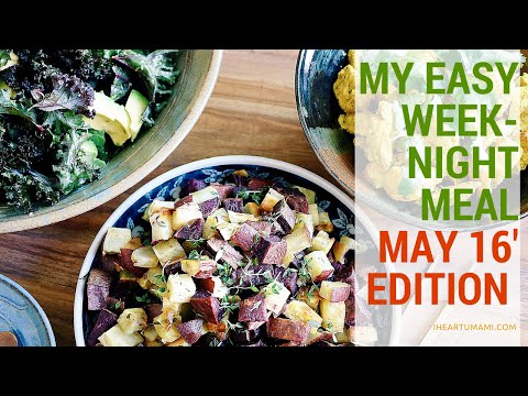 Video Paleo Easy Weeknight Meal In Under 30 minutes | IHeartUmami
