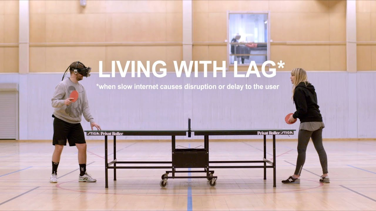 The Oculus Rift's Newest Trick: Adding Lag To Real Life