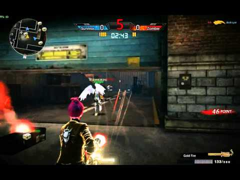 Online first person shooter (MMOFPS) Absolute Force Online GamePlay Video