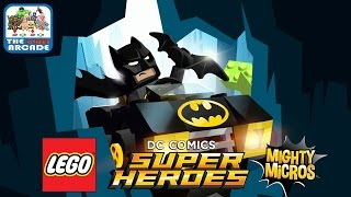 Lego DC Comics Super Heroes: Mighty Micros - The Chase Is On (iOS/iPad Gameplay)