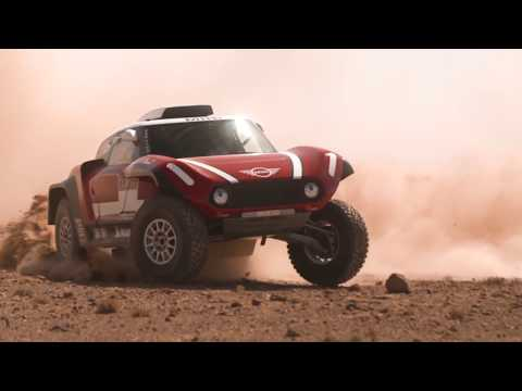 MINI John Cooper Works Buggy Driving Video