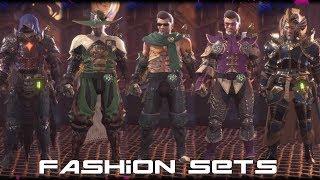 Fashion Sets Masculinos MHW: Iceborne V1.0