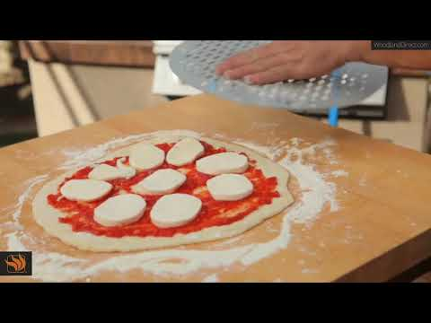 How To Make A Pizza In A Bull Outdoor Pizza Oven