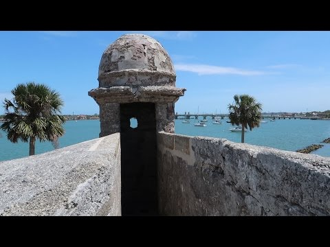 Our Walking Tour Of St. Augustine | The Oldest City In The U.S.