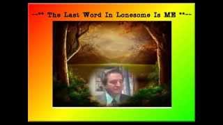 Billy Daniels   The Last Word In Lonesome Is Me