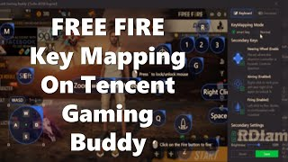 free fire control setting in tencent gaming buddy - TH-Clip