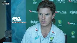 This series he's just gone for it: Zampa on Marsh | West Indies v Australia 2021