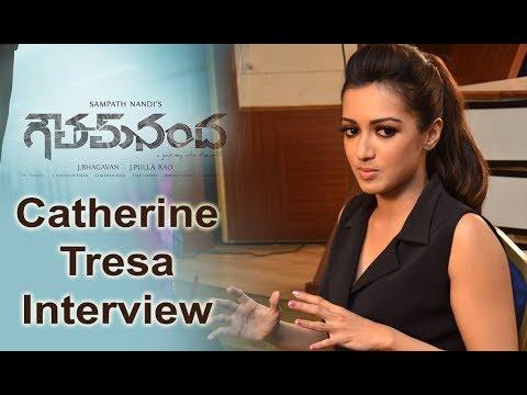 Catherine Tresa Special Interview